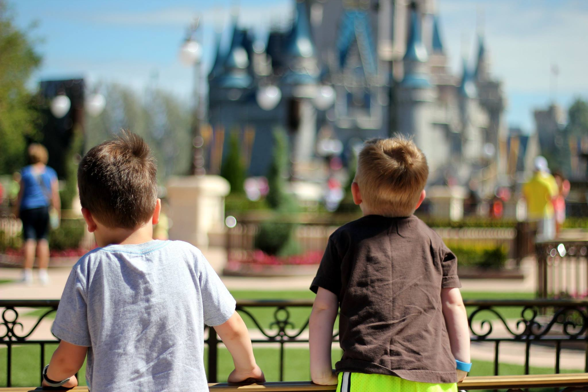Disney with Little Ones: To Tell or Not to Tell?