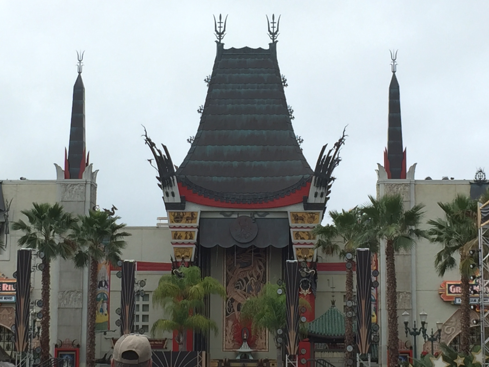 Wordless Wednesday: An Icon for Disney's Hollywood Studios?