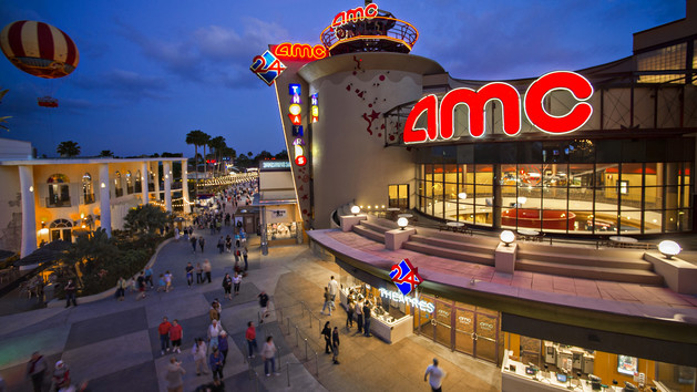 Disney World Deliciousness: AMC 24 Theater at Disney Springs