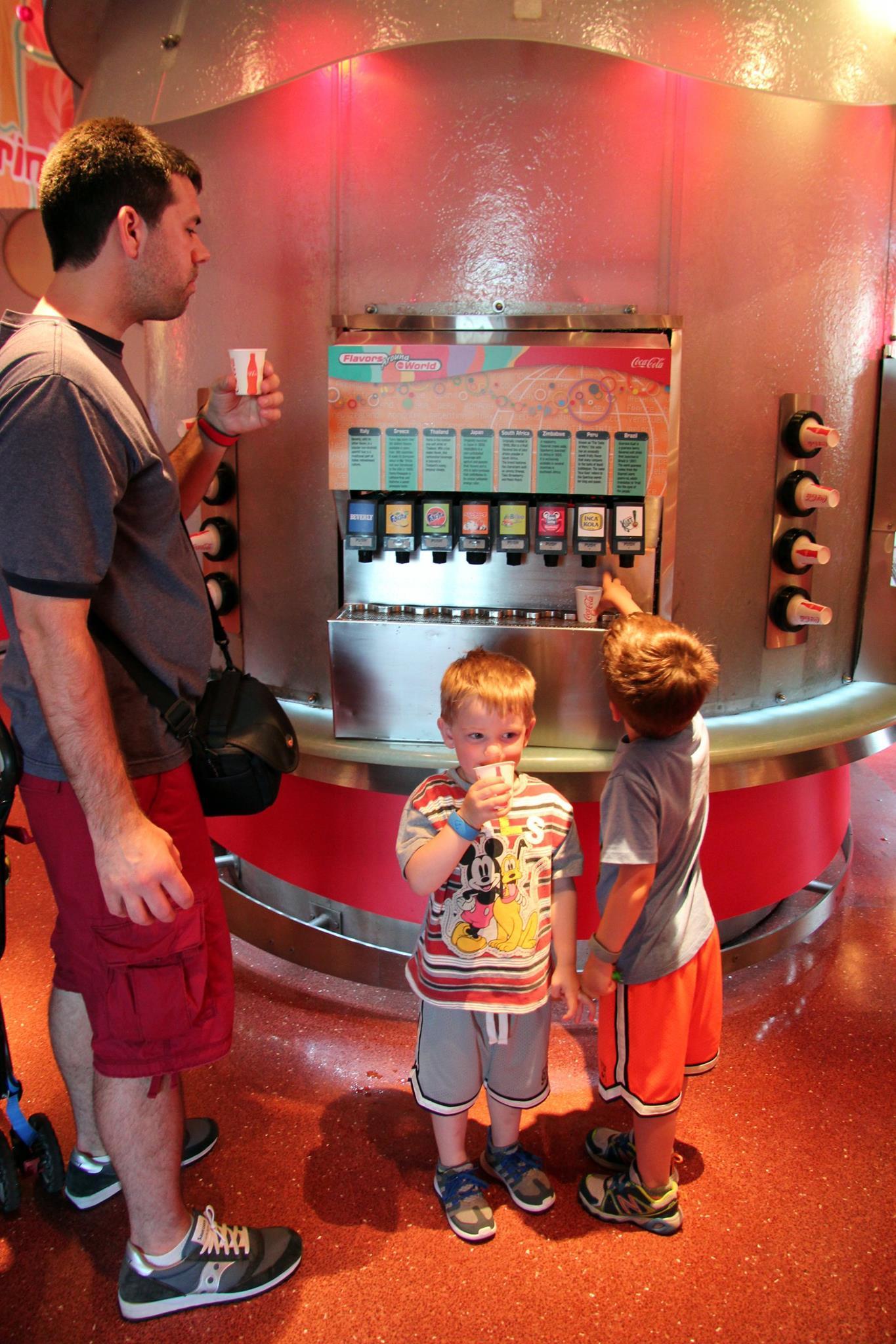 Disney with Little Ones: A Fun Freebie
