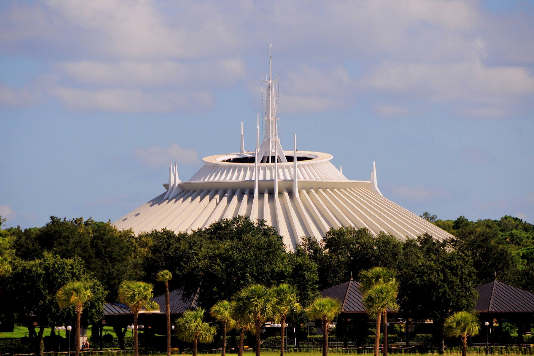 Terrific Tuesdays: Space Mountain