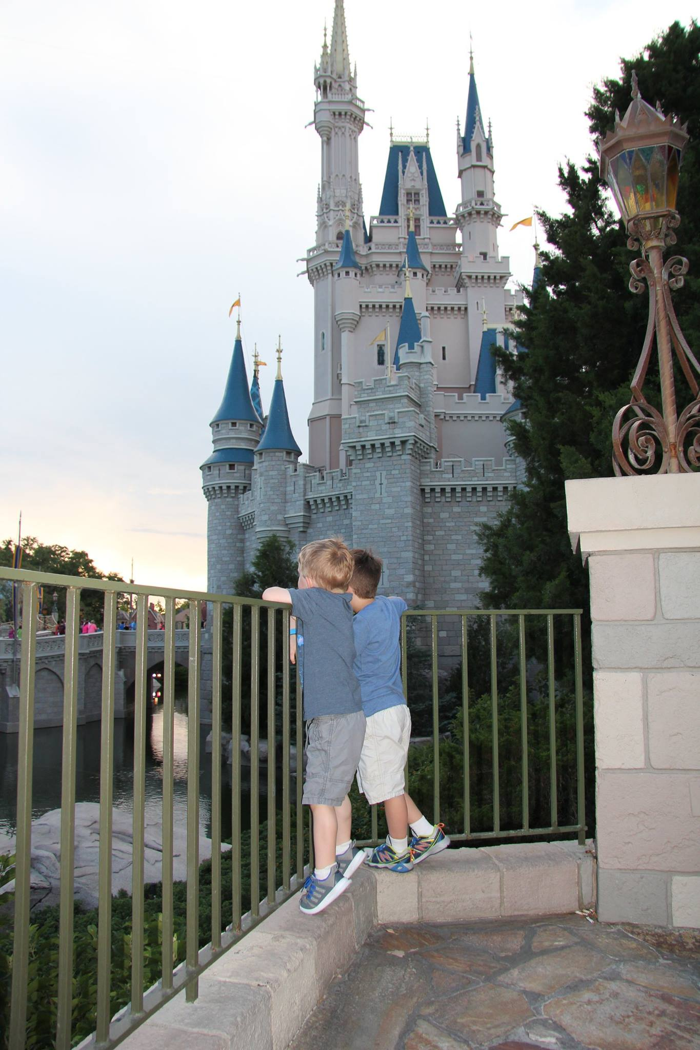 Disney with Little Ones: The School Struggle