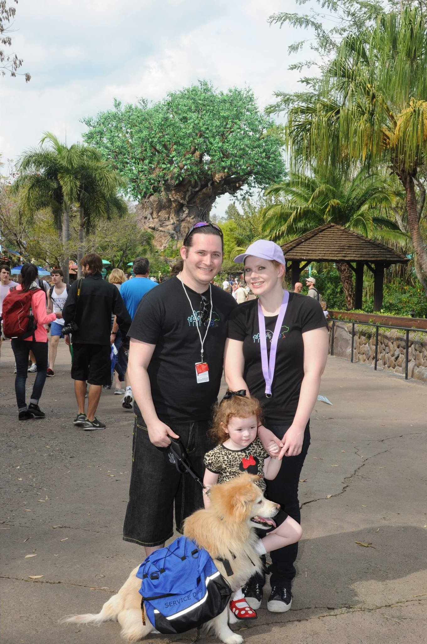 Disney with Special Needs: Traveling with a Service Dog