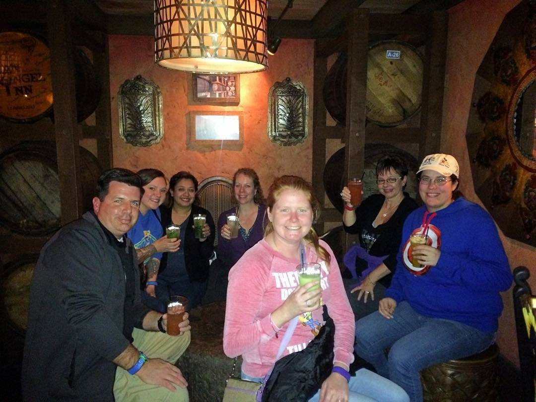Disney World Deliciousness: La Cava del Tequila