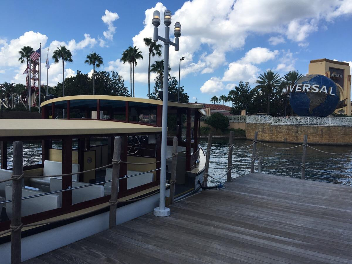 Universal Orlando On-Site Perks: Transportation
