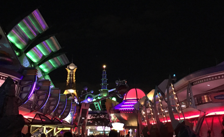 Wordless Wednesday: Tomorrowland
