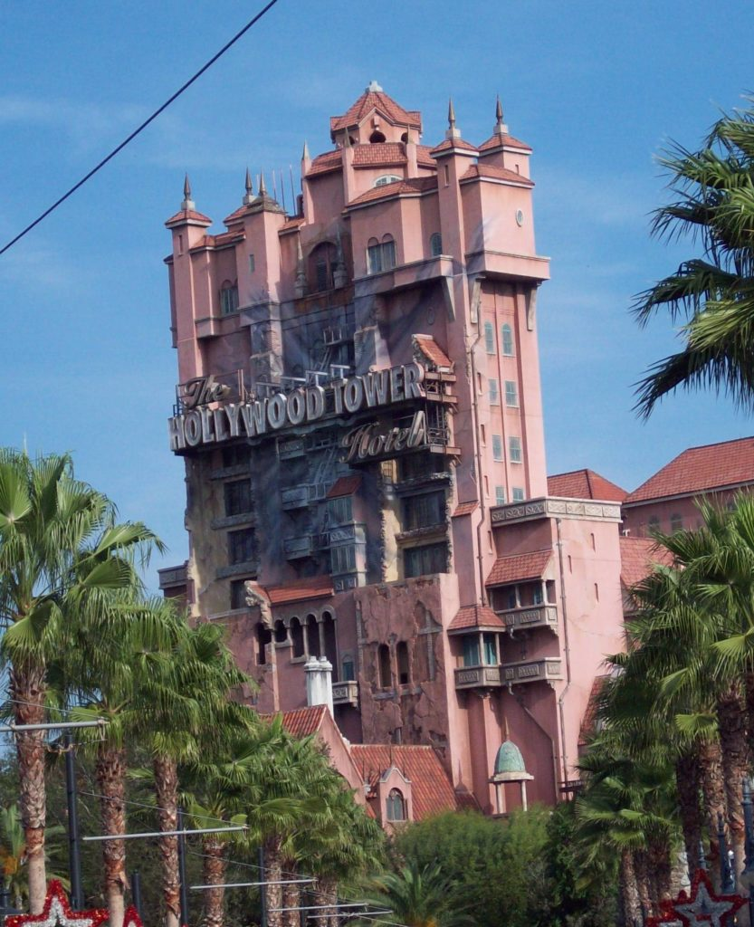 Terrific Tuesdays: The Tower of Terror   The Affordable Mouse