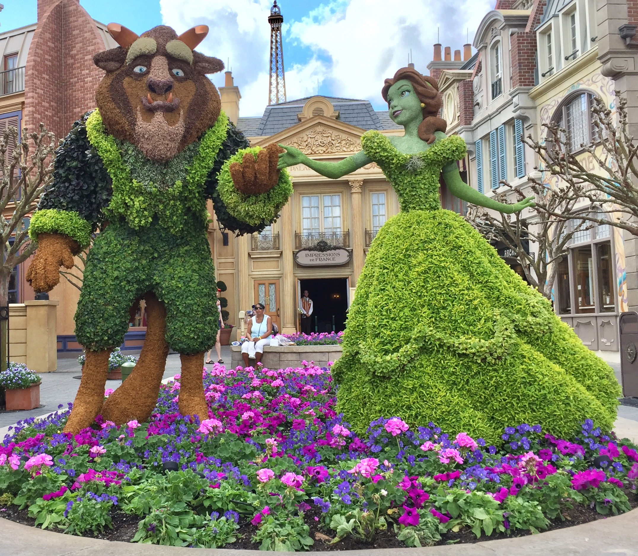 Thrifty Thursday Time To Think Spring At Epcot S Flower And Garden Festival The Affordable Mouse