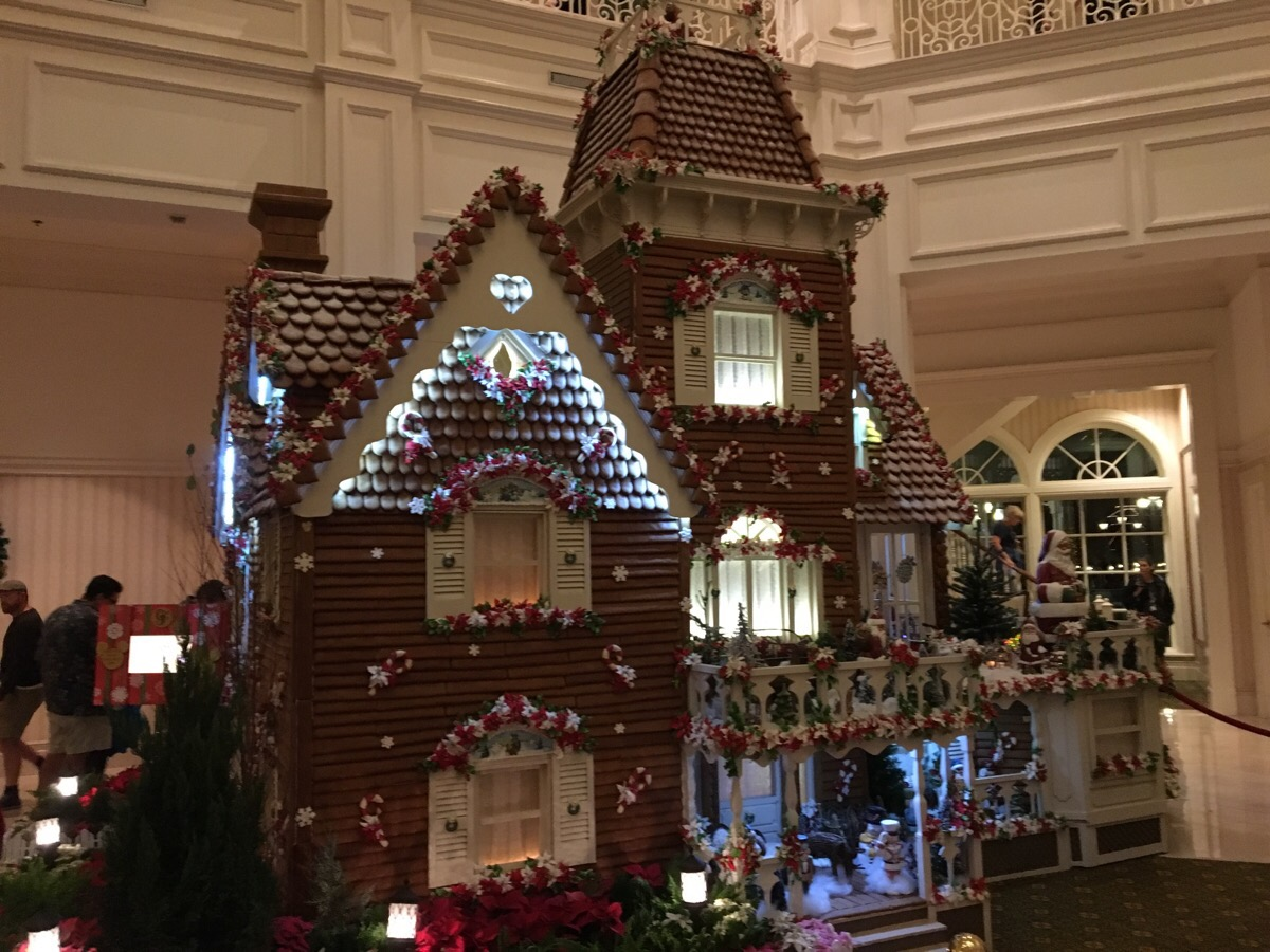 another wonderful resort to visit during the holiday season is disneys animal kingdom lodge which features huge christmas trees decorated with detailed - Disney World Christmas Decorations 2017