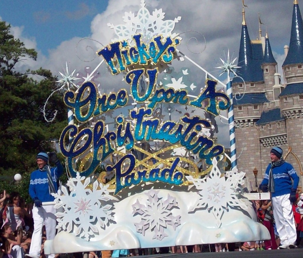 Wordless Wednesday Mickey Mouse: Wordless Wednesday: Mickey's Once Upon A Christmastime